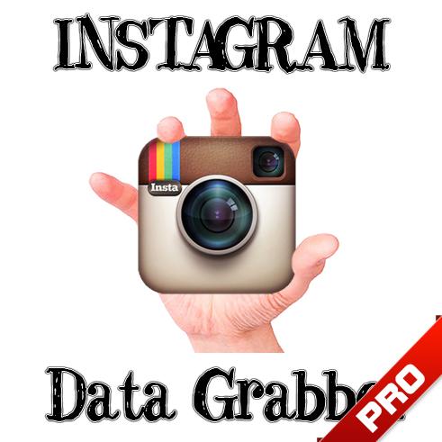 InstagramDataGrabberPro